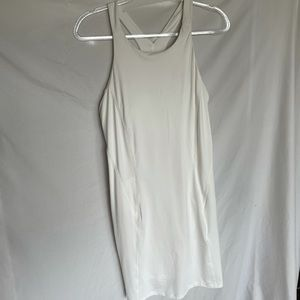 All in motion white workout dress